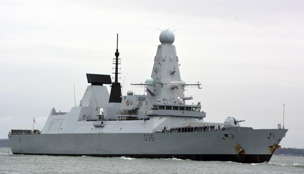 SPENT: Det er en spent situasjon i Svartehavet etter at russiske fartøy truet med å åpne ild mot den britiske destroyeren HMS Defender. Neste uke avholder Nato en stor øvelse i området, sammen med Ukraina.