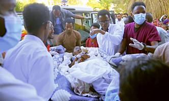 Etiopia erkjenner angrep mot marked i Tigray – minst 64 bekreftet drept
