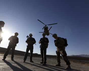 AP: Rundt 650 amerikanske soldater blir trolig værende i Afghanistan