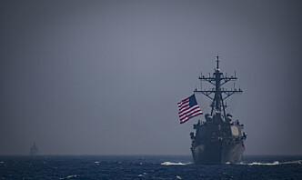 USA og Ukraina starter felles militærøvelse i Svartehavet