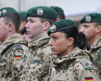 Tyskland ute av Afghanistan etter 20 år