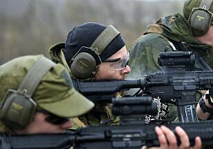 Forsvaret økte blyutslippene med 30 prosent i 2020