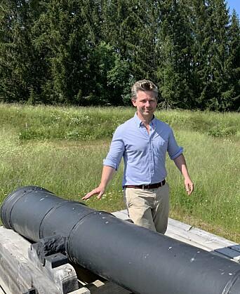 NORGESPERSPEKTIV: – Sveriges forsvarsplanlegging bygger nå i stor grad på et Norgesperspektiv, sier Pål Jonson.