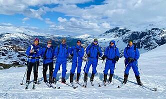 Vil kose seg på grønlandsekspedisjon