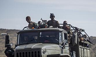 Tigray: Hjelpeorganisasjoner frykter ensidig våpenhvile gir humanitær katastrofe