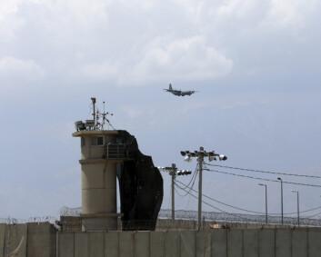 Alle Nato-soldater har forlatt Bagram-basen