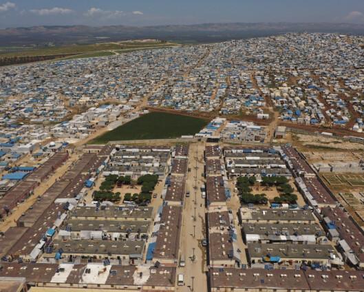 Russland og vestlige land strides om nødhjelp til Syria