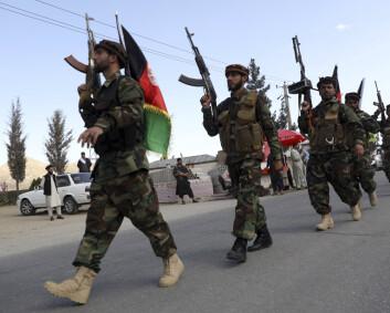 Taliban tvinger flere afghanske soldater til å flykte til Tadsjikistan