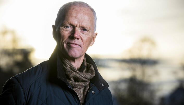ROBERT MOOD: Tidliger sjef Hæren Robert Mood.
