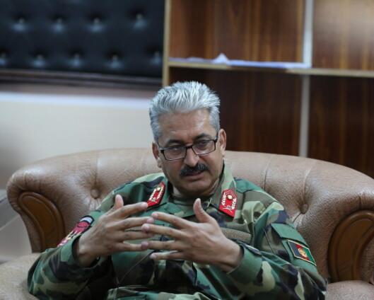 AP: USA snek seg ut av Bagram uten å si fra