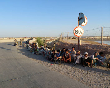 Tadsjikistan sender soldater til grensa til Afghanistan