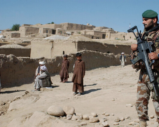 Taliban angriper provinshovedstad
