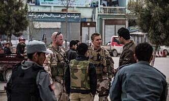 NVIO: – Vi har et moralsk ansvar for å vurdere sakene til afghanske ansatte på nytt
