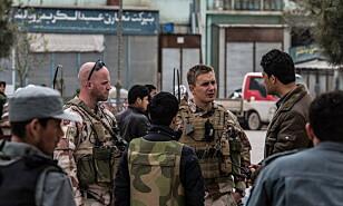 NVIO: – Et moralsk ansvar å vurdere sakene til afghanske ansatte på nytt