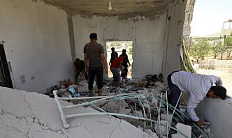 Nødhjelp for millioner av syrere på spill i Sikkerhetsrådet