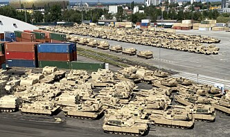USA sender soldater til Irak og Sentral-Europa
