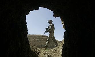 Taliban advarer USA og Storbritannia om å bli værende i Afghanistan