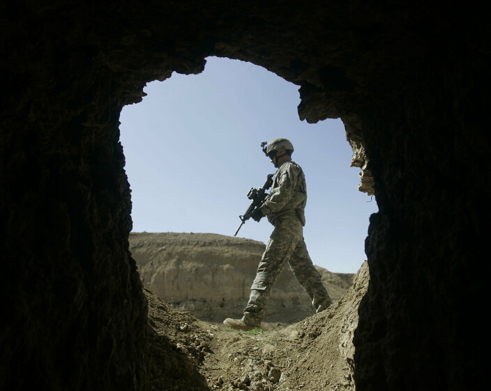 Taliban: – Vi vil håndtere dem som okkupanter