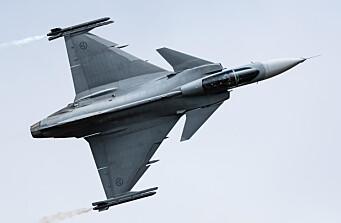 Slik skal Sverige bruke milliarder på nytt forsvarsmateriell