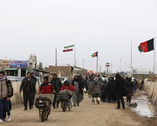 USA vil ta imot flere afghanske flyktninger
