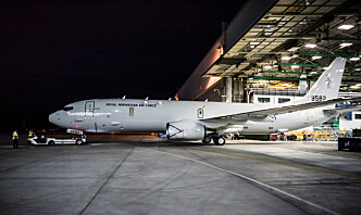 Første P-8A-fly ferdigmalt