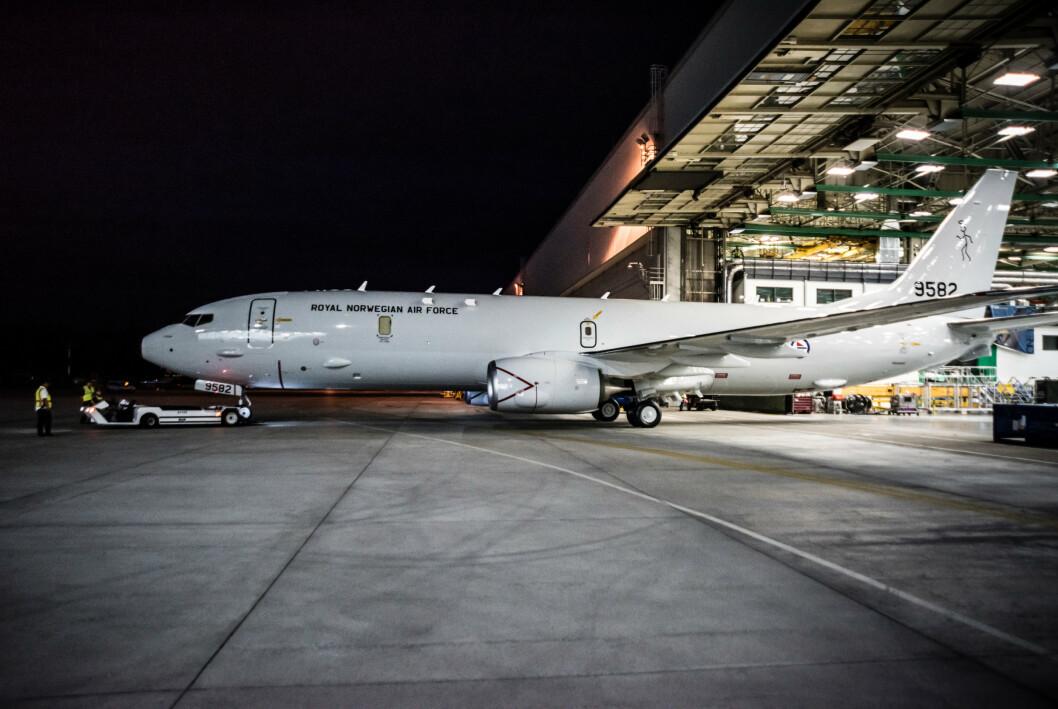 Nye P-8 maritime patruljefly kommer etter planen til Norge og Evenes i 2022 og 2023.