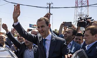 Assads soldater får lønnsøkning i Syria