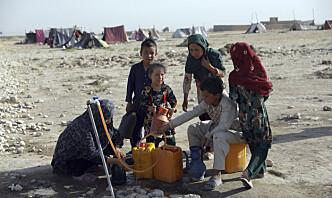 Stadig flere flykter fra Afghanistan