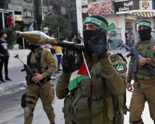 Eksperter: Palestinerne har rett til å yte væpnet motstand