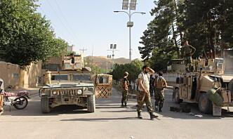 Turkmenistan sender våpen og fly til grensen mot Afghanistan