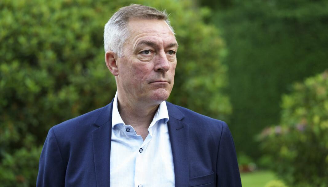 SKAL BIDRA: Forsvarsminister Frank Bakke-Jensen (H) opplyser at Norge likevel vil bidra til den internasjonale Takuba-styrken i Mali gjennom det svenske styrkebidraget.