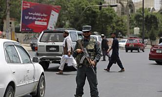 Frankrike ber sine statsborgere forlate Afghanistan