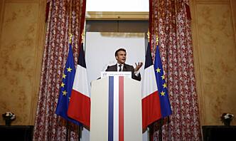 Frankrike trekker ut Sahel-styrke tidlig i 2022