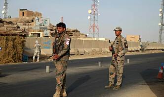 Kabul avviser at Taliban har erobret grenseovergang mot Pakistan