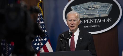AP: USA begynner evakueringen av afghanere i slutten av juli