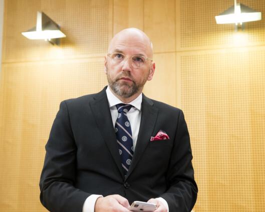 Terrortiltalt mann dømt til 12 års fengsel