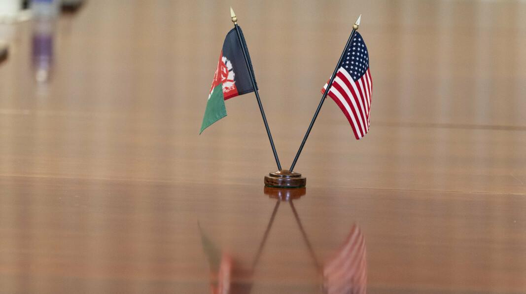 TRUES: Afghanske tolker som jobbet for USA i krigen i Afghanistan, trues av Taliban. Om lag 20.000 tolker kan få innvilget asyl, ifølge Det hvite hus.