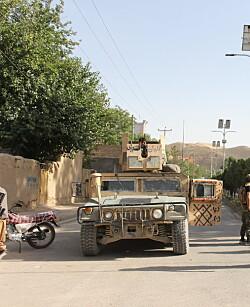 Enighet om våpenhvile i afghansk provins
