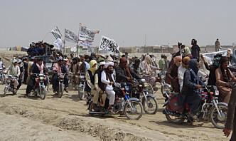 Regjeringsstyrker forsøker å gjenerobre afghansk grenseovergang