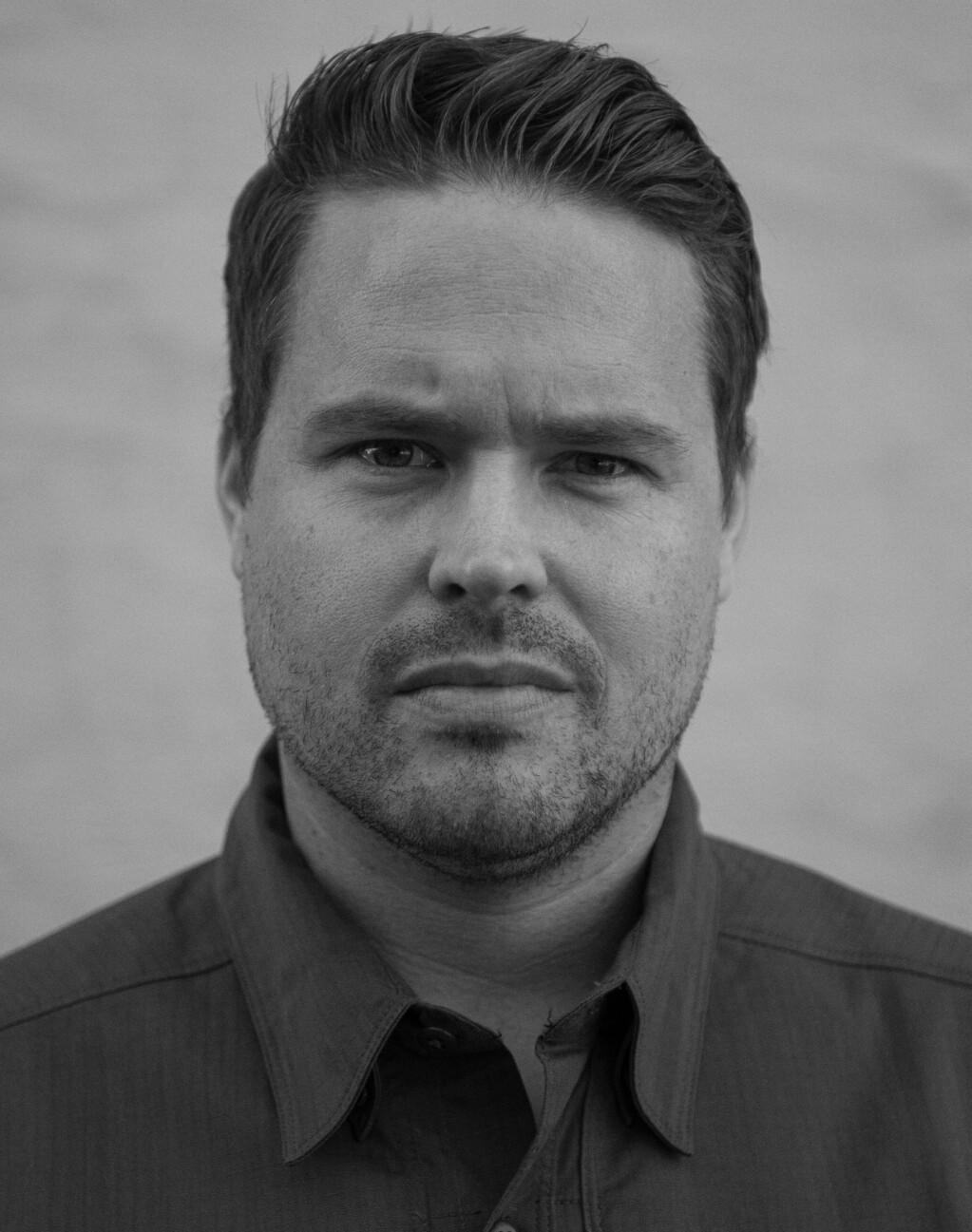 BLOMSTERHAV: Nestlagfører Andre Sikora husker blomsterhavet som etterhvert dukket opp på Løvebakken, like ved der han sto vakt.