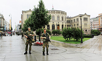 – Norge farligste bi-jobb