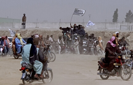 Harde kamper på grensa mellom Afghanistan og Pakistan