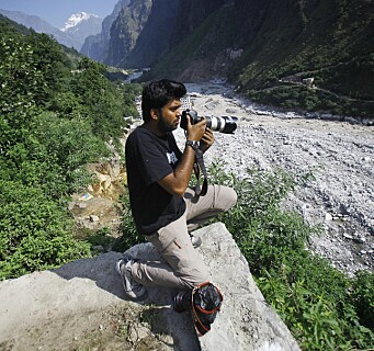 Reuters-fotograf drept i Afghanistan