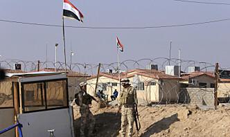 SOHR: Droneangrep mot Iran-støttet milits på grensen mellom Irak og Syria