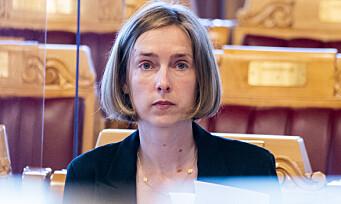 Hemmelig notat ble ikke lagt fram for Stortinget i Bergen Engines-saken