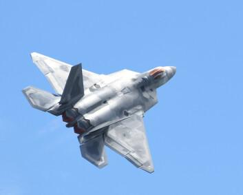 USA sender F-22 jagerfly til øvelsen Pacific Iron