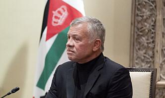 Kong Abdullah til Biden med tunge Midtøsten-problemer som bakteppe