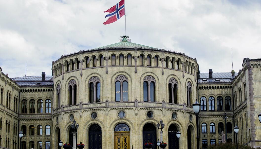 DATAINNBRUDD: I mars ble Stortinget utsatt for et datainnbrudd. Nå har utenriksminister Ine Eriksen Søreide kalt inn den kinesiske ambassadøren.