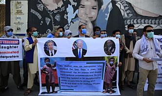Afghanske tolker får midlertidig opphold på militærbase i Virginia