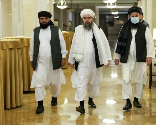 Diplomater krever slutt på Taliban-offensiv